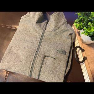 North Face Shell Jacket - Grey